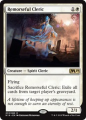 Remorseful Cleric - Foil