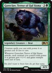 Goreclaw, Terror of Qal Sisma - Foil