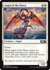 Angel of the Dawn on Channel Fireball