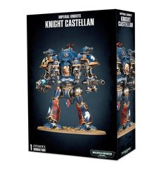 Imperial Knights Knight Castellan