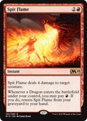 Spit Flame - Foil
