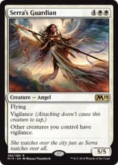 Serra's Guardian - Planeswalker Deck Exclusive