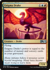 Enigma Drake on Channel Fireball
