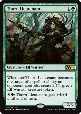 Thorn Lieutenant