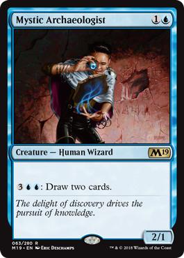 Mystic Archaeologist - Foil