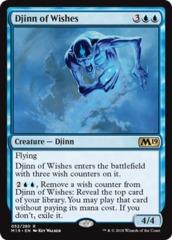 Djinn of Wishes - Foil