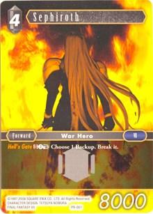 Sephiroth - PR-001 - PR