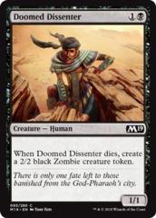 Doomed Dissenter - Foil