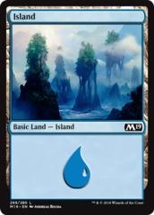Island (268) - Foil