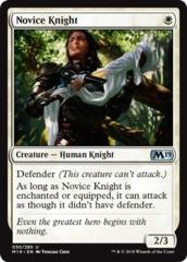 Novice Knight - Foil
