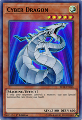Cyber Dragon - BLRR-EN048 - Ultra Rare - 1st Edition