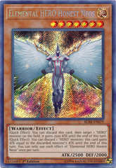 Elemental HERO Honest Neos - BLRR-EN079 - Secret Rare - 1st Edition