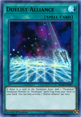 Duelist Alliance - BLRR-EN097 - Ultra Rare - 1st Edition