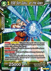 SSB Son Goku, at the Apex - SD5-03 - ST