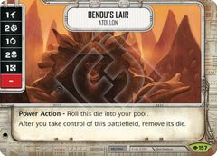 Bendu's Lair- Atollon (Sold with Premium Die)