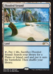 Flooded Strand - Foil - 2018 Nationals Promo
