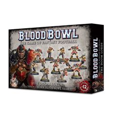 The Doom Lords Blood Bowl Team