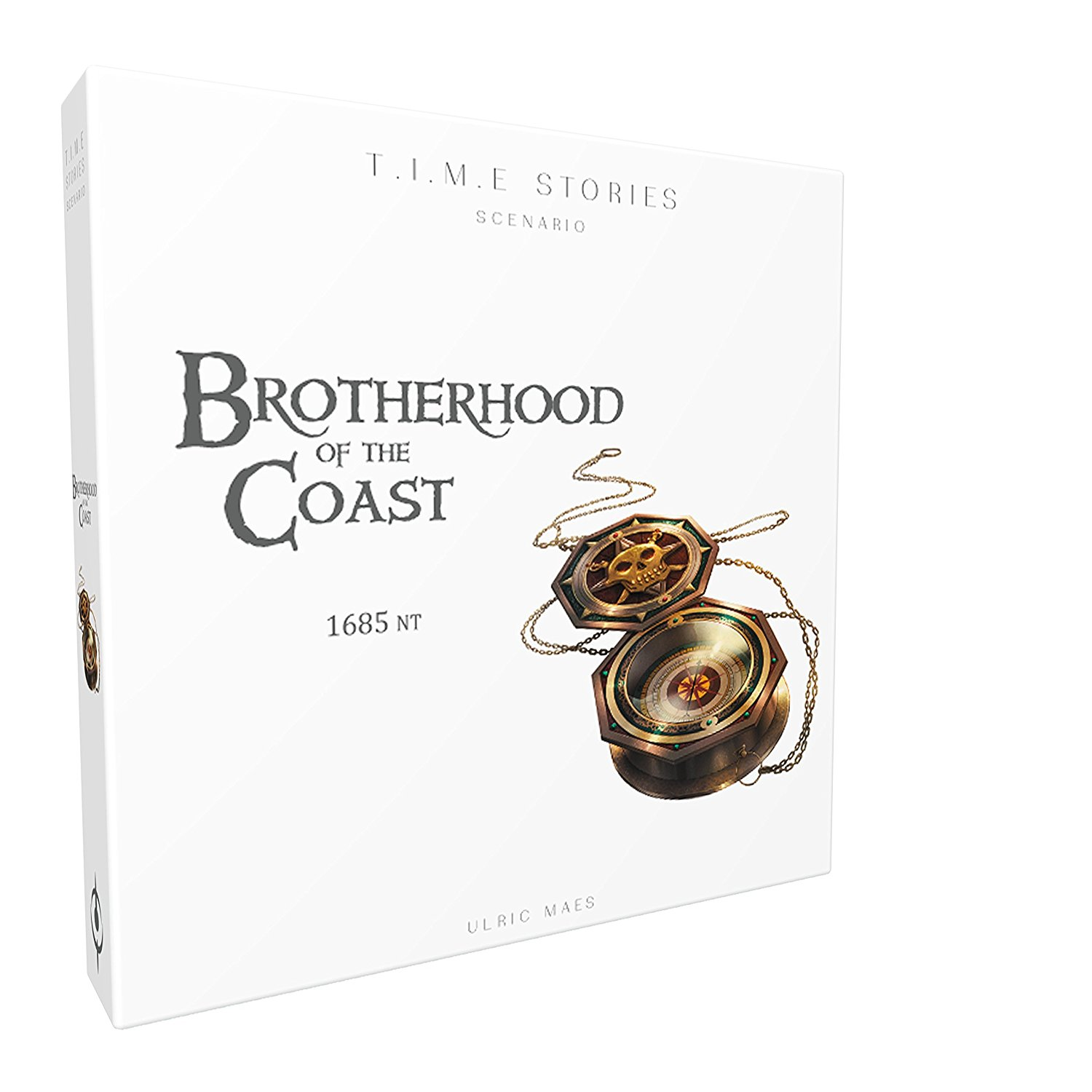 Time Stories Expansion: Brotherhood of the Coast