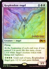 Resplendent Angel - Foil - Prerelease Promo