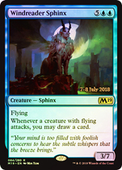 Windreader Sphinx - Foil - Prerelease Promo