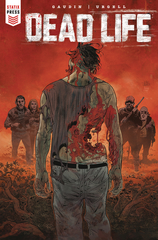 Deadlife #3 (Of 3) (Mature Readers)