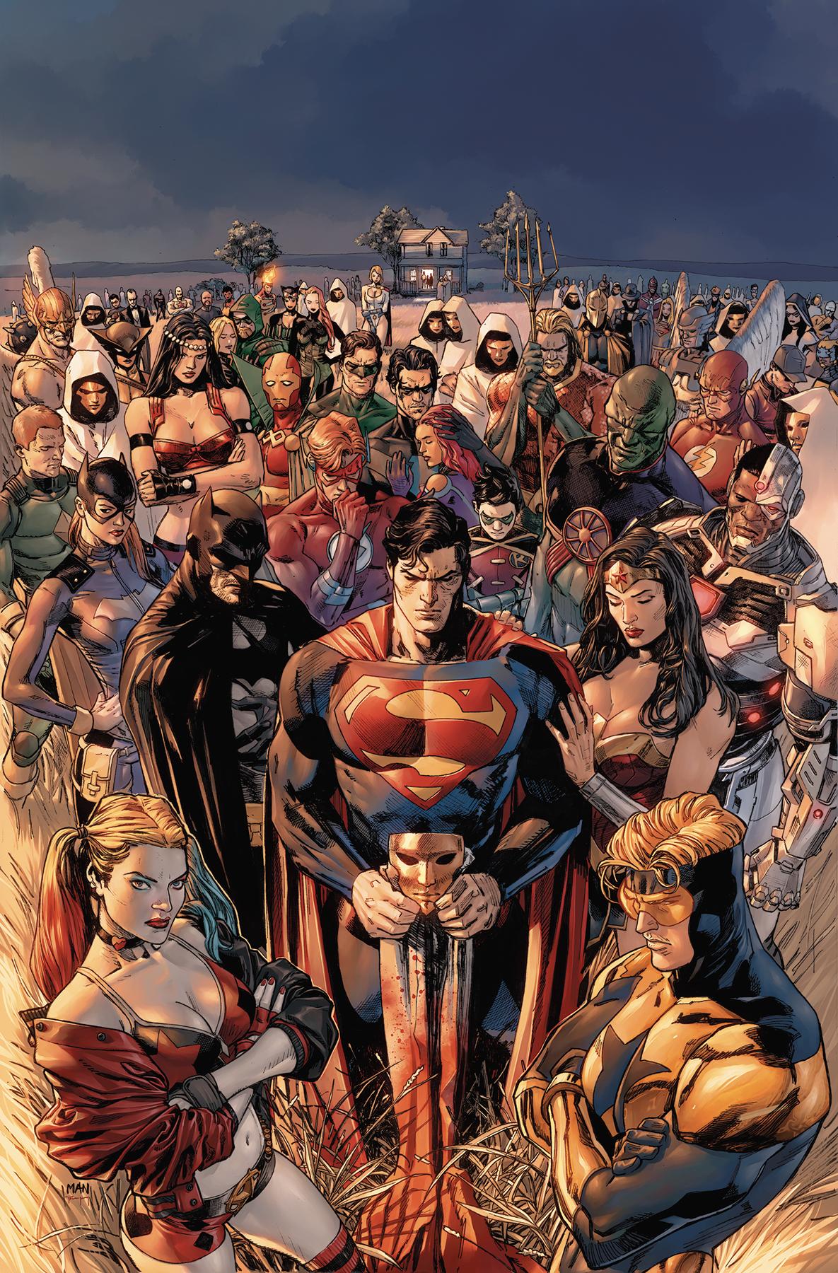Heroes In Crisis #1 (Of 7) (STL092888)