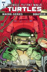 Teenage Mutant Ninja Turtles Macroseries #1 Donatello (Cover B - Brown)