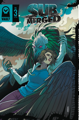 Submerged #3 (Of 4) (Mature Readers) (Cover A - Bartel)