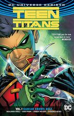 Teen Titans Tp Vol 01 Damian Knows Best (Rebirth) (STL041776)