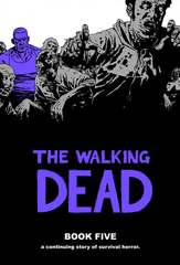 Walking Dead Hc Vol 05 (Mr) (STK405443)