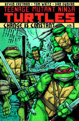 Tmnt Ongoing Tp Vol 01 Change Is Constant (STK455360)