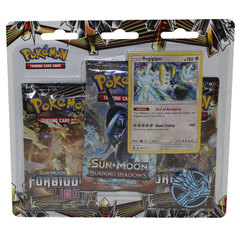 Sun & Moon - Forbidden Light 3 Pack Blister - Regigigas