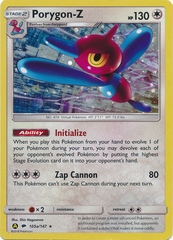 Porygon-Z - 105a/147 - Alternate Art Promo