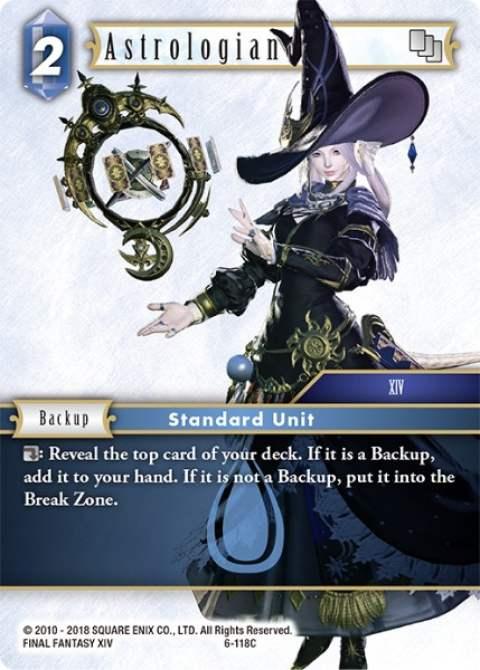 Astrologian - 6-118C - Foil