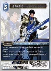 Aymeric - 6-106H on Channel Fireball