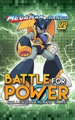 Mega Man: Battle for Power - Booster Pack