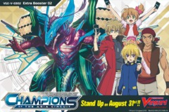 V Extra Booster 02: Champions of the Asia Circuit Booster Box