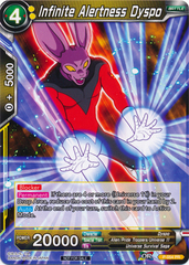 Infinite Alertness Dyspo - P-054 - Promotion Cards