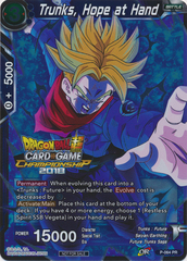 Trunks, Hope at Hand - P-064 - Promotion Cards