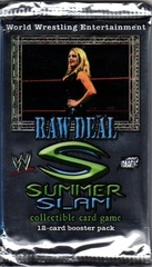 Raw Deal Summerslam Booster Pack