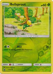 Bellsprout - 1/168 - Common - Reverse Holo