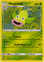 Weepinbell - 2/168 - Uncommon - Reverse Holo