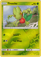 Treecko - 8/168 - Common - Reverse Holo