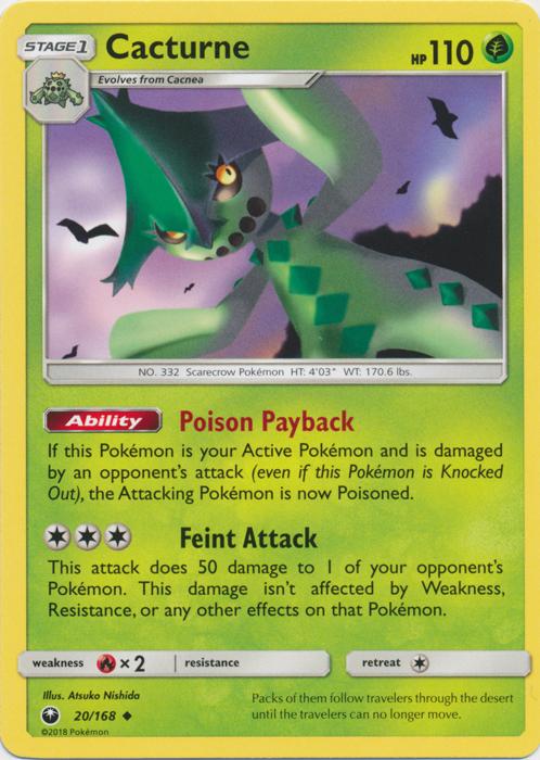 MINT Pokemon BANETTE 65//168 Celestial Storm RARE Rev Holo