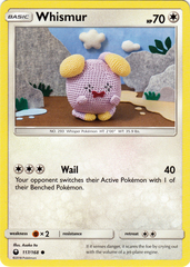 Whismur - 117/168 - Common
