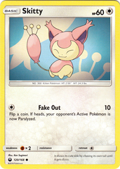Skitty - 120/168 - Common