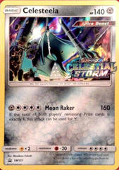 Celesteela - SM131 - Holo Rare - Celestial Storm Prerelease Promo - SM Black Star Promo on Channel Fireball