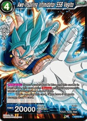 Awe-Inspiring Intimidator SSB Vegito - EX03-08 - EX on Channel Fireball