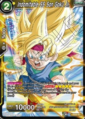 Indomitable SS Son Goku Jr. - Foil - EX03-20 - EX