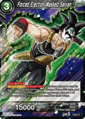 Forced Ejection Masked Saiyan - Foil - EX03-27 - EX